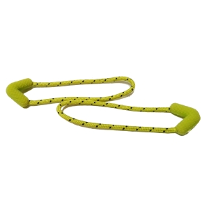 PAQ. 6 PIEZAS ZIPPER PULLERS COLOR AMARILLO HI VIZ