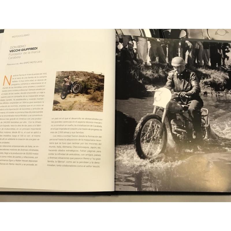 MOTOCICLISMO HISTORIAS Y PERSONAJES
